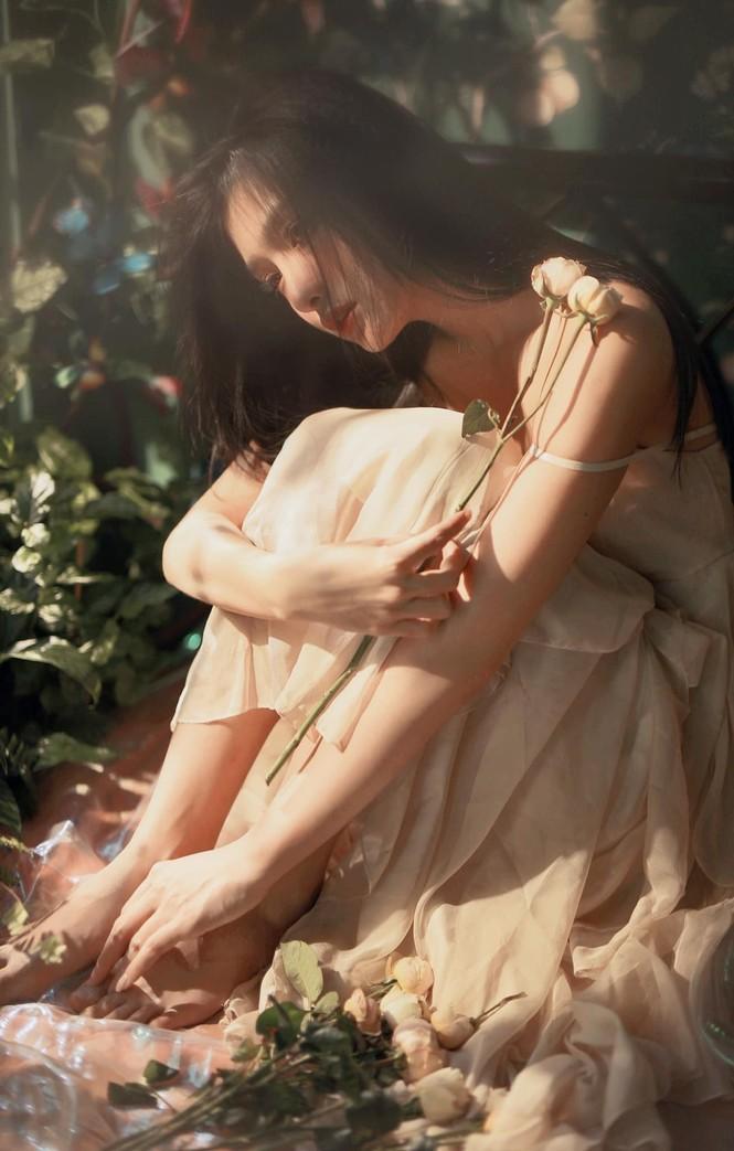 """Ngỡ ngàng với nhan sắc tựa """"sương mai"""" của cô nàng Makeup Artist - ảnh 6"""