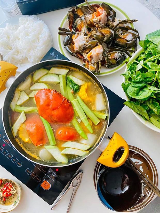 Sao Việt trổ tài nấu ăn khi ở nhà cách ly - ảnh 7