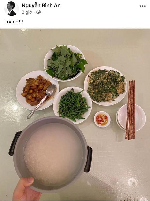 Sao Việt dở khóc dở cười khi vào bếp nấu ăn - ảnh 8