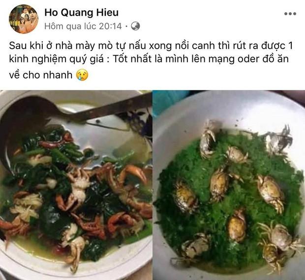 Sao Việt dở khóc dở cười khi vào bếp nấu ăn - ảnh 4