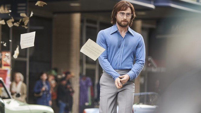 """Hóa tù nhân vượt ngục, Daniel Radcliffe không còn là """"cậu bé phù thủy"""" mà bạn biết - ảnh 3"""