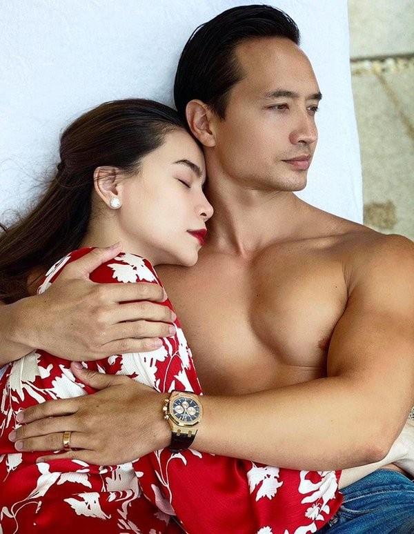 Cư dân mạng hào hứng chế ảnh em bé sắp sinh của Hồ Ngọc Hà - Kim Lý  - ảnh 1
