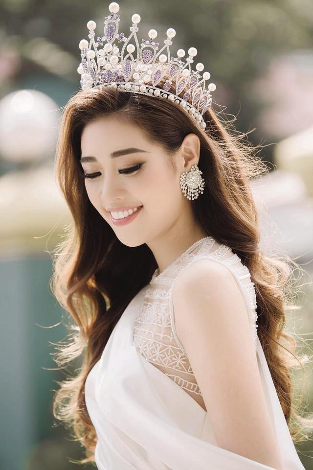 Hoa hậu Khánh Vân giải thích gì về câu