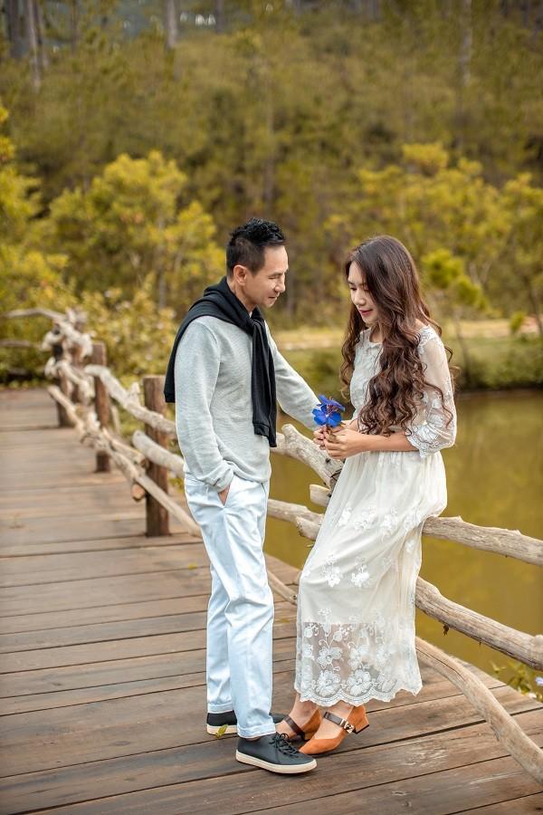 Kết hôn đã 10 năm, Lý Hải - Minh Hà vẫn lãng mạn như thưở mới yêu - ảnh 1