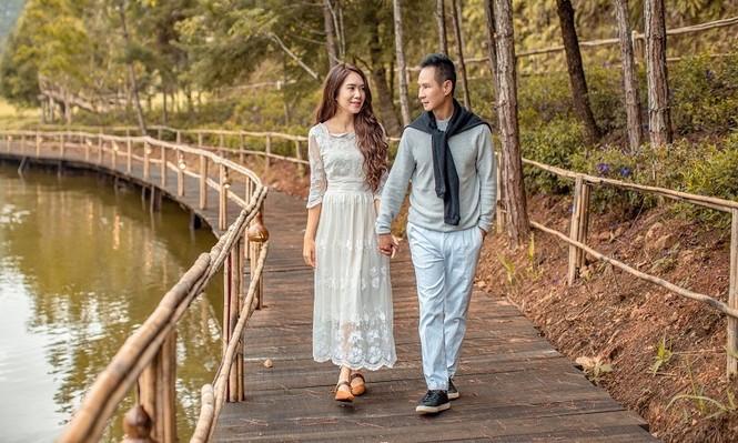 Kết hôn đã 10 năm, Lý Hải - Minh Hà vẫn lãng mạn như thưở mới yêu - ảnh 3