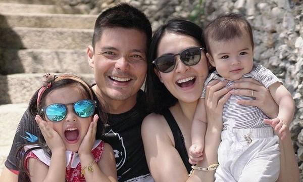 Mỹ nhân đẹp nhất Philippines khoe ảnh gia đình toàn người đẹp cực phẩm - ảnh 7