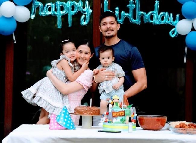 Mỹ nhân đẹp nhất Philippines khoe ảnh gia đình toàn người đẹp cực phẩm - ảnh 3