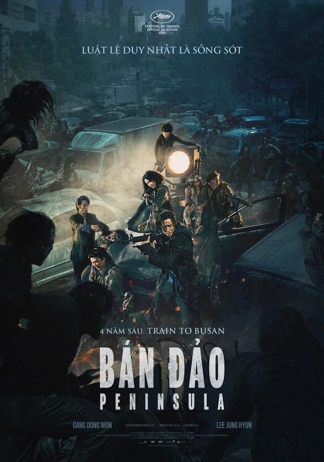"""""""Train to Busan 2"""": Người sống sót, lũ điên loạn, kẻ hoang đàng, ai thoát khỏi thây ma? - ảnh 1"""