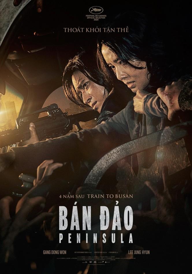 """""""Train to Busan 2"""": Người sống sót, lũ điên loạn, kẻ hoang đàng, ai thoát khỏi thây ma? - ảnh 3"""