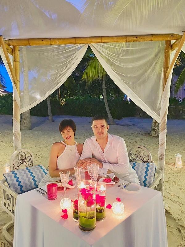 Kỷ niệm một năm ngày cưới, Phương Mai được chồng tặng cho món quà đắt giá - ảnh 2