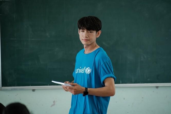 """Nhờ thành công của """"Vũ điệu rửa tay"""", Quang Đăng được mời làm thiện nguyện cùng UNICEF - ảnh 2"""