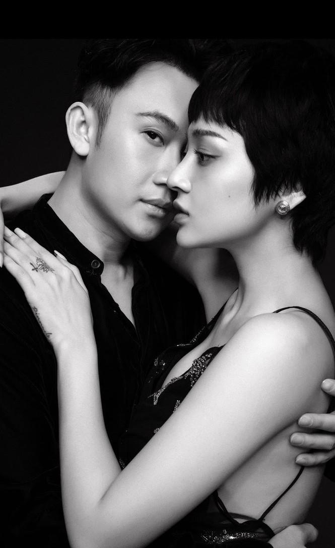 """Sau MV """"Bức tranh tiền kiếp"""", Bảo Anh - Dương Triệu Vũ khoe ảnh chung cực tình cảm - ảnh 2"""