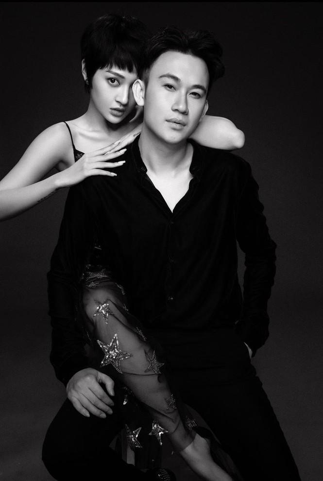 """Sau MV """"Bức tranh tiền kiếp"""", Bảo Anh - Dương Triệu Vũ khoe ảnh chung cực tình cảm - ảnh 3"""