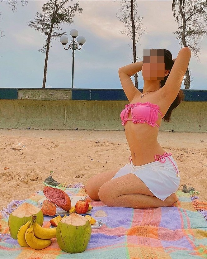 Mẫu bikini bé xíu che không hết vòng 1 đang khiến hàng loạt mỹ nhân Việt mê mệt - ảnh 5
