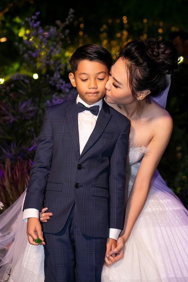 Thật không ngờ Đàm Thu Trang lại nghĩ thế này về dạy bảo con trai riêng của Cường Đôla - ảnh 1