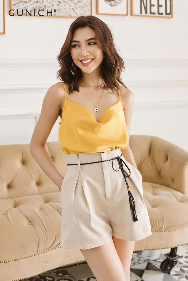 Hoa hậu Tường Linh may mắn được gia đình và bạn trai động viên vượt qua sóng gió - ảnh 2