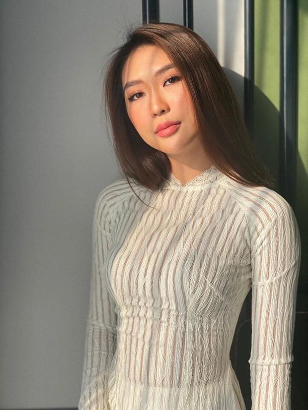 Hoa hậu Tường Linh may mắn được gia đình và bạn trai động viên vượt qua sóng gió - ảnh 3