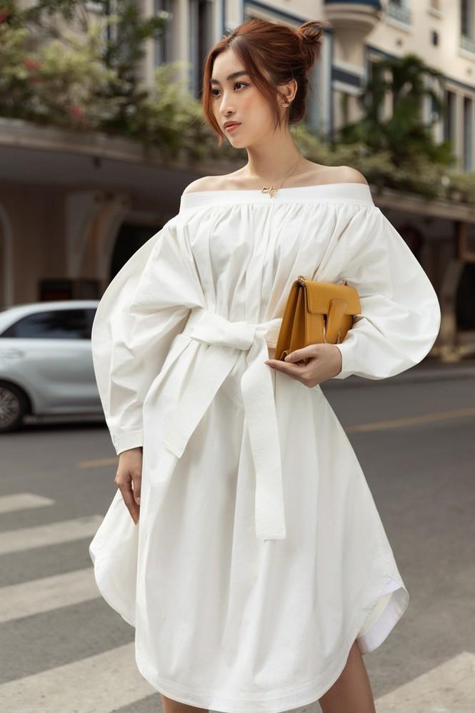 Hoa hậu Mỹ Linh, Tiểu Vy dùng dàn fashionista hóa quý cô thời đại đầy cá tính - ảnh 9