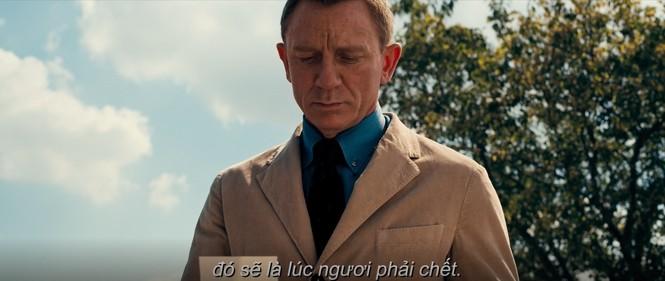 """""""No Time To Die"""": James Bond 007 chưa thể chết bởi còn bận chiến đấu vì tình cũ - ảnh 3"""