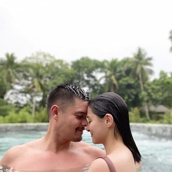 Mỹ nhân đẹp nhất Philippines khoe mặt mộc nhưng ai cũng chỉ chú ý đến vòng 1 của cô - ảnh 1