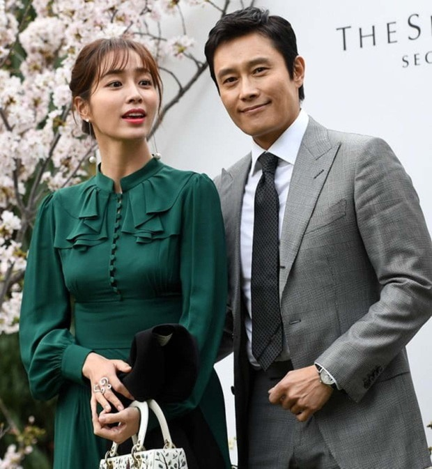 Lee Min Jung nói gì khi chọn cách cắn răng bỏ qua scandal chồng ngoại tình khi vợ mang bầu? - ảnh 2
