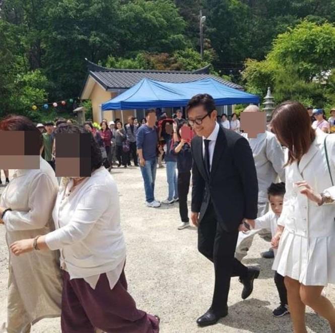 Lee Min Jung nói gì khi chọn cách cắn răng bỏ qua scandal chồng ngoại tình khi vợ mang bầu? - ảnh 3