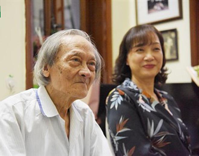 NSND Lê Khanh tiết lộ bí mật gia đình: Bố ruột đã 84 tuổi vẫn có bạn gái ở bên - ảnh 3