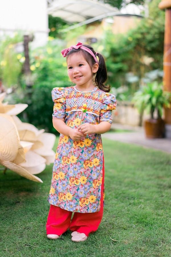 Dù lấy chồng ngoại quốc, Hà Anh vẫn muốn bé Myla lớn lên như một cô gái Việt Nam - ảnh 3