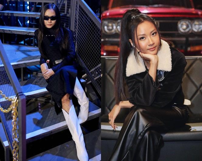 Dàn HLV ăn mặc quá chất khiến Rap Việt dần trở thành sàn diễn thời trang - ảnh 2