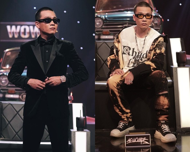 Dàn HLV ăn mặc quá chất khiến Rap Việt dần trở thành sàn diễn thời trang - ảnh 4