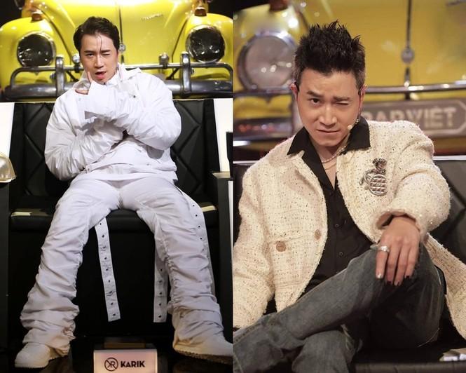 Dàn HLV ăn mặc quá chất khiến Rap Việt dần trở thành sàn diễn thời trang - ảnh 5