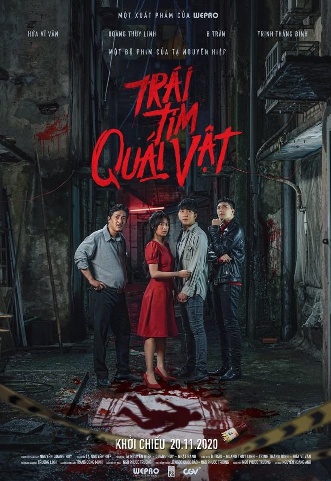 """Hollywood vẫn """"ngủ đông"""" thì phim Việt và phim châu Á hứa hẹn bùng nổ rạp chiếu - ảnh 6"""