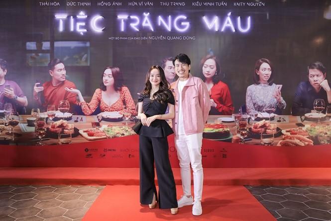 """Dàn sao đình đám hội tụ trong buổi ra mắt 'Tiệc trăng máu"""", phim Việt hay nhất mùa cuối năm - ảnh 4"""