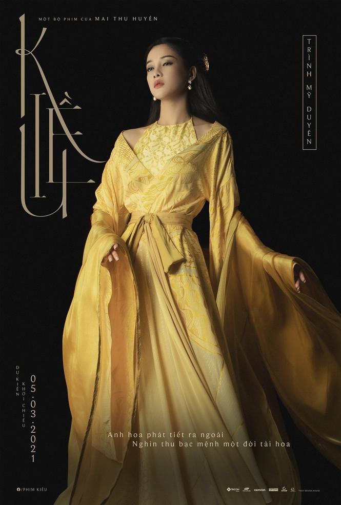 Cô gái đóng vai Thúy Kiều đã lộ diện: Có xinh đẹp như kỳ vọng của khán giả? - ảnh 1