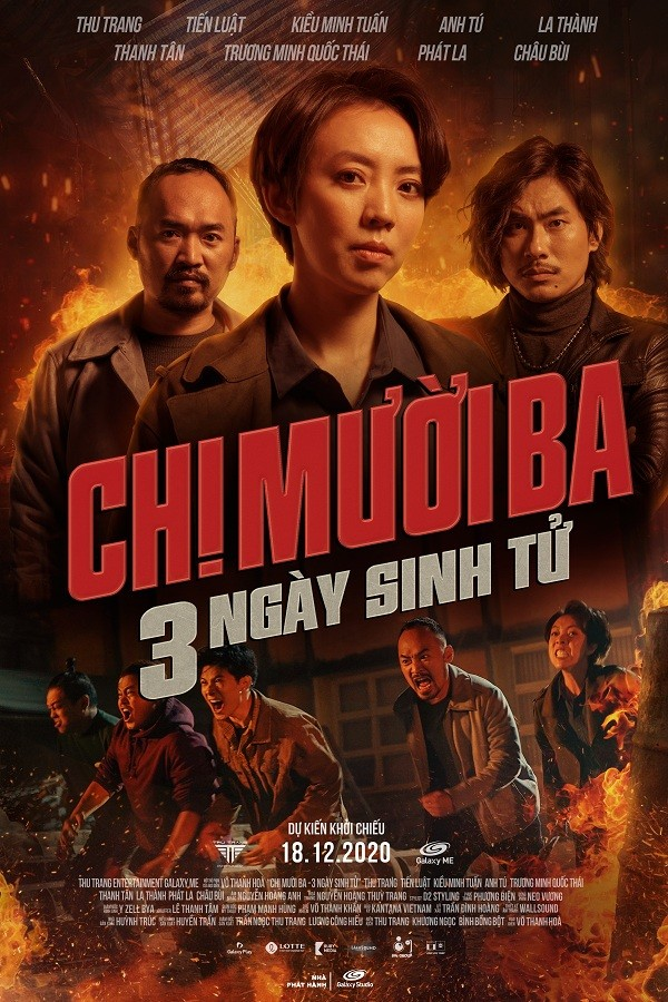 """""""Tiệc trăng máu"""" vẫn đang sốt ngoài rạp, Thu Trang đã rục rịch quay lại với """"Chị Mười Ba"""" - ảnh 1"""