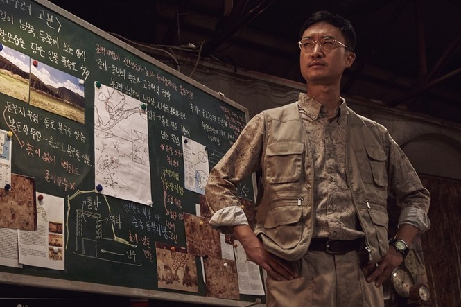 Thật bất ngờ khi điện ảnh Hàn đã nhúng tay vào dòng phim về những kẻ cướp mộ cổ - ảnh 3