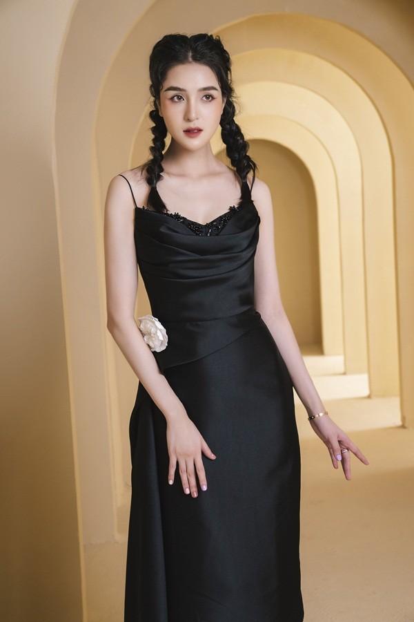 Tái xuất showbiz hậu kết hôn, á hậu Hoàng Anh thấy cuộc sống của mình nhộn nhịp trở lại  - ảnh 5