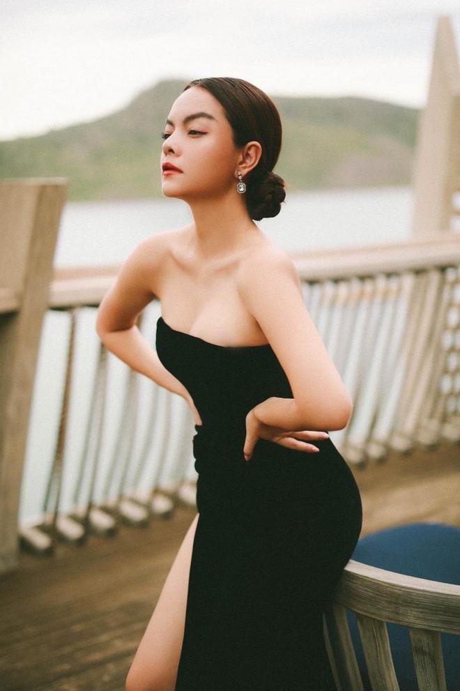 Nhìn Phạm Quỳnh Anh khoe lưng trần mới thấy phụ nữ đẹp nhất khi không thuộc về ai - ảnh 1