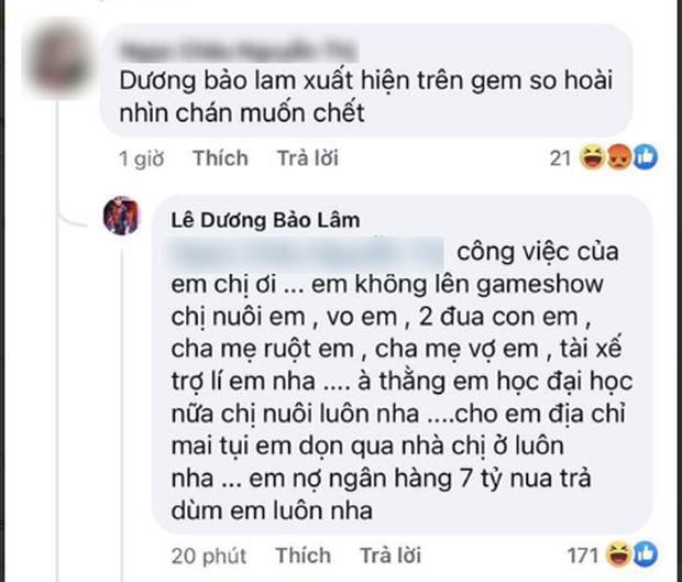 Khán giả hoang mang khi Lê Dương Bảo Lâm công khai chuyện nợ 7 tỉ vay mua nhà - ảnh 2