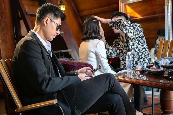 Bất chấp mọi tin đồn, Lệ Quyên vẫn thoải mái xuất hiện cạnh người mẫu Lâm Bảo Châu - ảnh 1