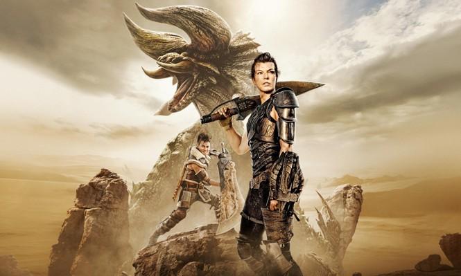 """""""Thợ săn quái vật"""" là cánh cổng mở ra một vũ trụ phim về quái vật khổng lồ? - ảnh 4"""