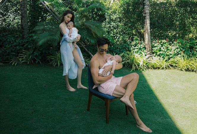 Sửng sốt trước vóc dáng Hồ Ngọc Hà sau sinh: Ngực đầy eo thon như thời con gái - ảnh 5