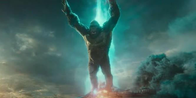 """Những bí mật cũng muốn biết sau đoạn trailer hoành tráng của """"Godzilla vs. Kong""""? - ảnh 1"""