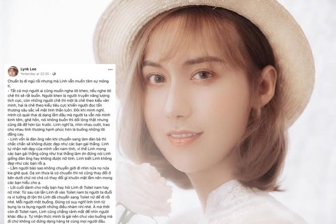 Dàn sao Việt lên tiếng bảo vệ Lynk Lee trước những lời xúc phạm của dư luận - ảnh 4