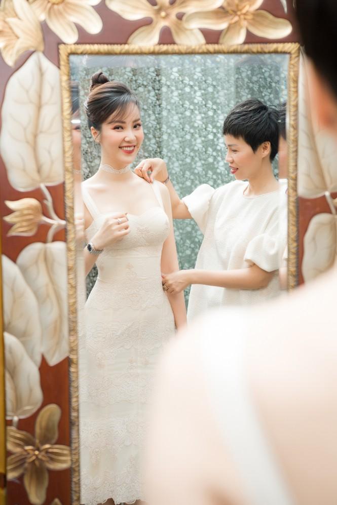 NTK Xuân Lê khởi động chiến dịch 'tái chế' trang phục cũ - ảnh 3