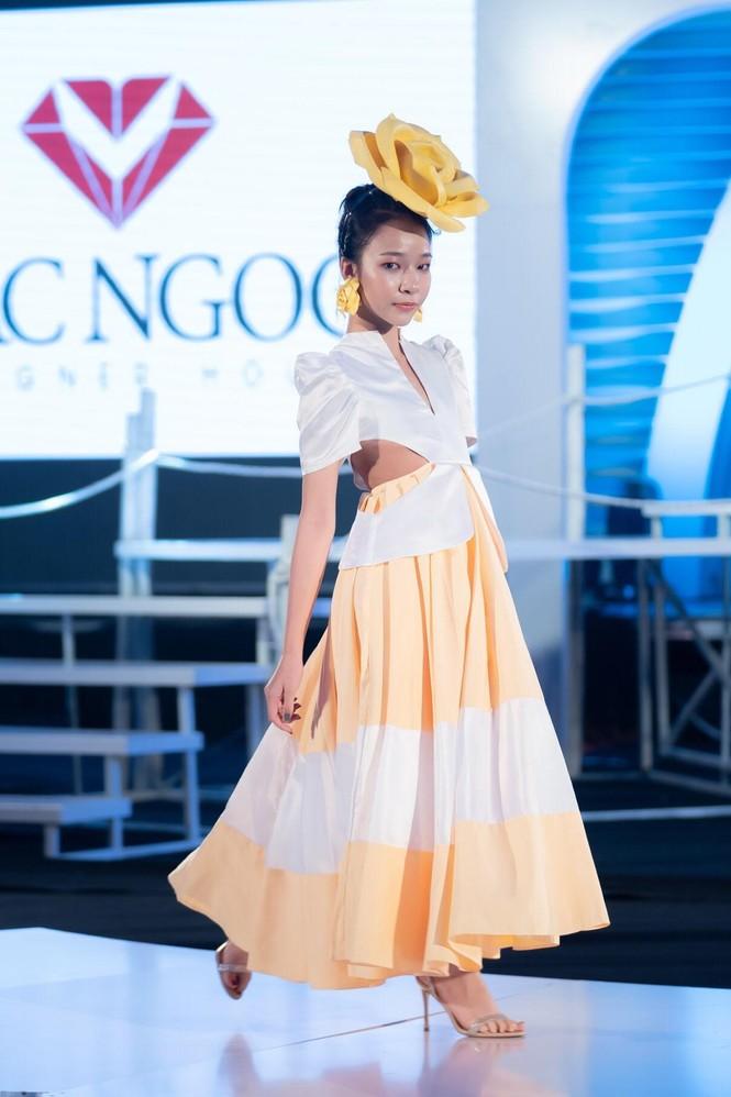 Dàn mẫu nhí khuấy đảo sắc màu tại Vietnam Top Fashion and Hair 2020 - ảnh 2