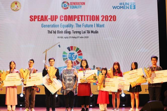 """Trọng Hiếu khuấy đảo """"chảo lửa"""" Speak-up Competition 2020 - ảnh 5"""