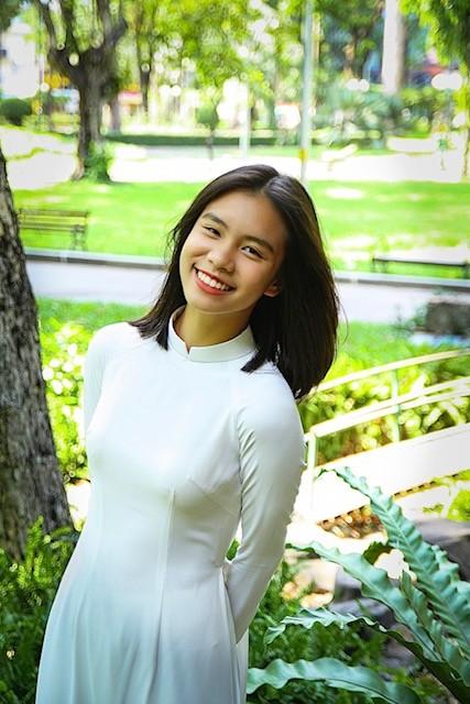 """Cô bé 14 tuổi được Kay Trần """"thả thính"""": Con gái nghệ sĩ lớn, vừa đa tài lại """"chất"""" - ảnh 3"""
