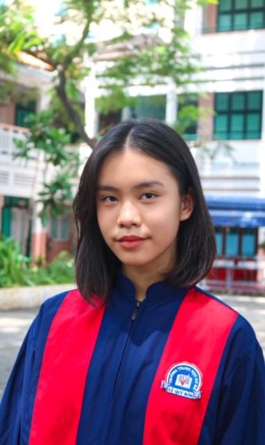 """Cô bé 14 tuổi được Kay Trần """"thả thính"""": Con gái nghệ sĩ lớn, vừa đa tài lại """"chất"""" - ảnh 5"""