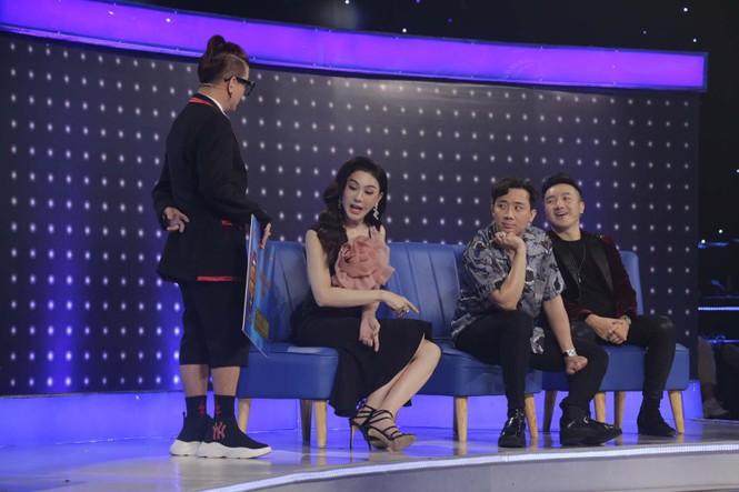 """Lâm Khánh Chi gọi Trấn Thành là ông xã: """"Hari Won là cả, còn em là vợ bé"""" - ảnh 2"""